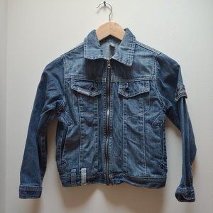 Zara kids jean jacket